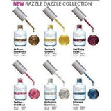 LeChat Perfect Match Gel + Matching Lacquer Razzle Dazzle Glitter Collection #55 - #60 - Universal Nail Supplies
