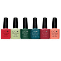 CND Creative Nail Design Shellac - Rhythm & Heat Collection