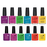 CND Creative Nail Design Shellac + Vinylux - Paradise Collection