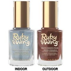 Ruby Wing Color Changing Lacquer - Chambray