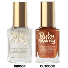 Ruby Wing Color Changing Lacquer - Hip Huggers