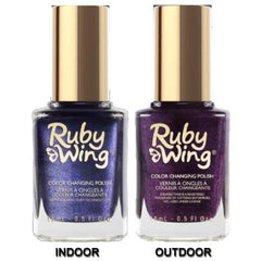 Ruby Wing Color Changing Lacquer - Low Rise