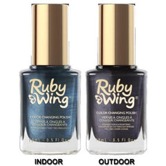 Ruby Wing Color Changing Lacquer - Distressed