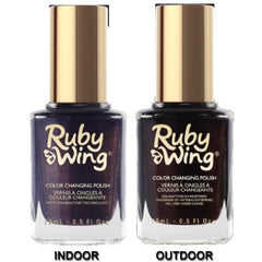 Ruby Wing Color Changing Lacquer - Dark Wash