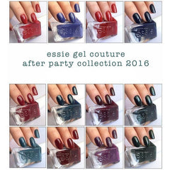 Essie Gel Couture - After Party Collection