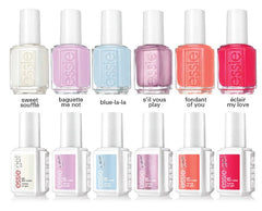 Essie Gel + Lacquer Summer 2017 S'il Vous Play Collection Set Of 12