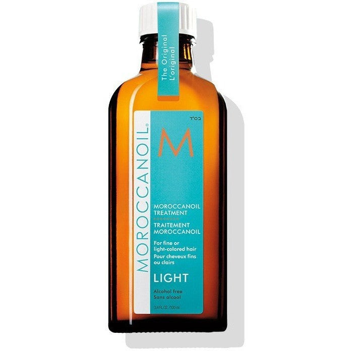 Moroccan Oil - Treatment Light 3.4 oz - Universal Nail Supplies