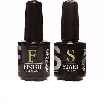 Jessica GELeration - Start & Finish - Universal Nail Supplies