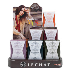 LeChat Perfect Match Gel + Matching Lacquer Modern Muse Collection #205 - #210