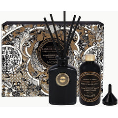 MOR Candied Vanilla Reed Diffuser Set
