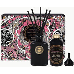 MOR Lychee Flower Reed Diffuser Set