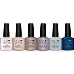 CND Creative Nail Design Shellac - Glacial Illusion Collection