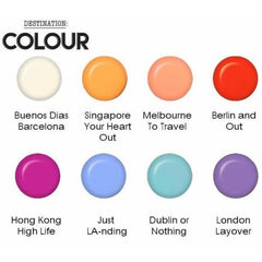 IBD Just Gel - Destination Colour Collection