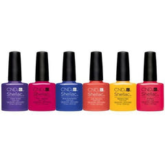 CND Creative Nail Design Shellac - Wave Collection