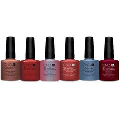 CND Creative Nail Design Shellac - Craft Culture Collection
