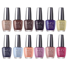 OPI Infinite Shine Fall 2017 Iceland Collection Set Of 12