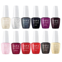 OPI GelColor Holiday 2017 Xoxo Collection Set Of 12
