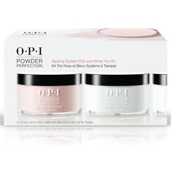 OPI Powder Perfection Pink & White Trio Kit French