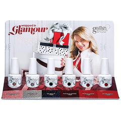 Harmony Gelish Holiday 2016 Wrapped In Glamour Collection