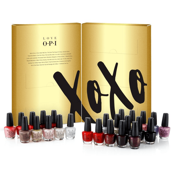 OPI Mini Lacquer Holiday 2017 Xoxo Love Collection Set Of 25