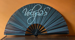 Volup2s Large Hand Fans