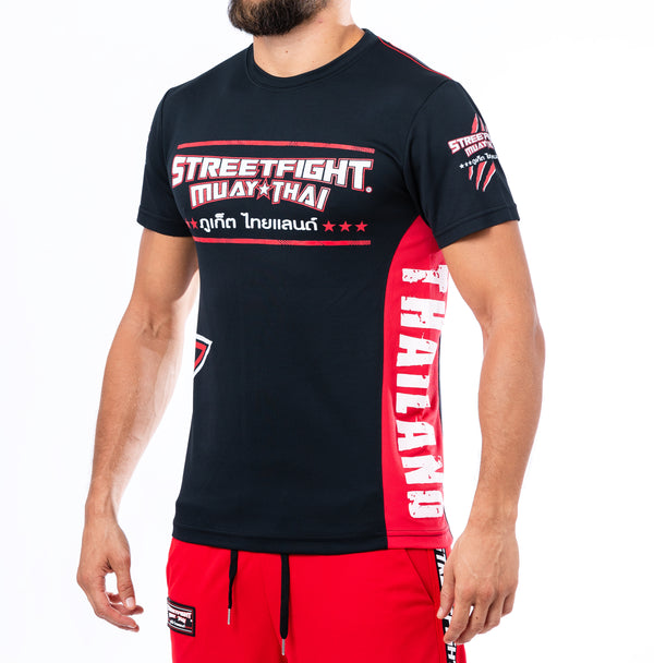 StreetFight 'Origins 2.0' Black/Red