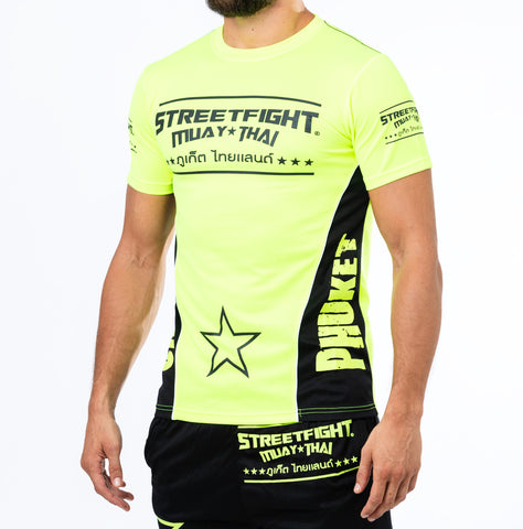 StreetFight 'Origins' Yellow