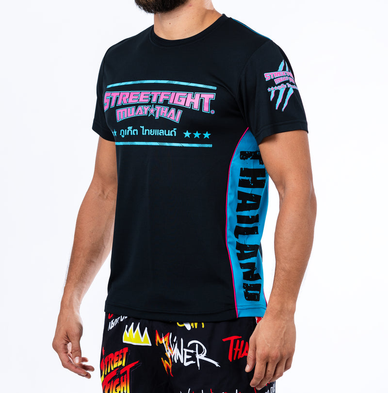 StreetFight 'Origins 2.0' Black/Blue/Pink
