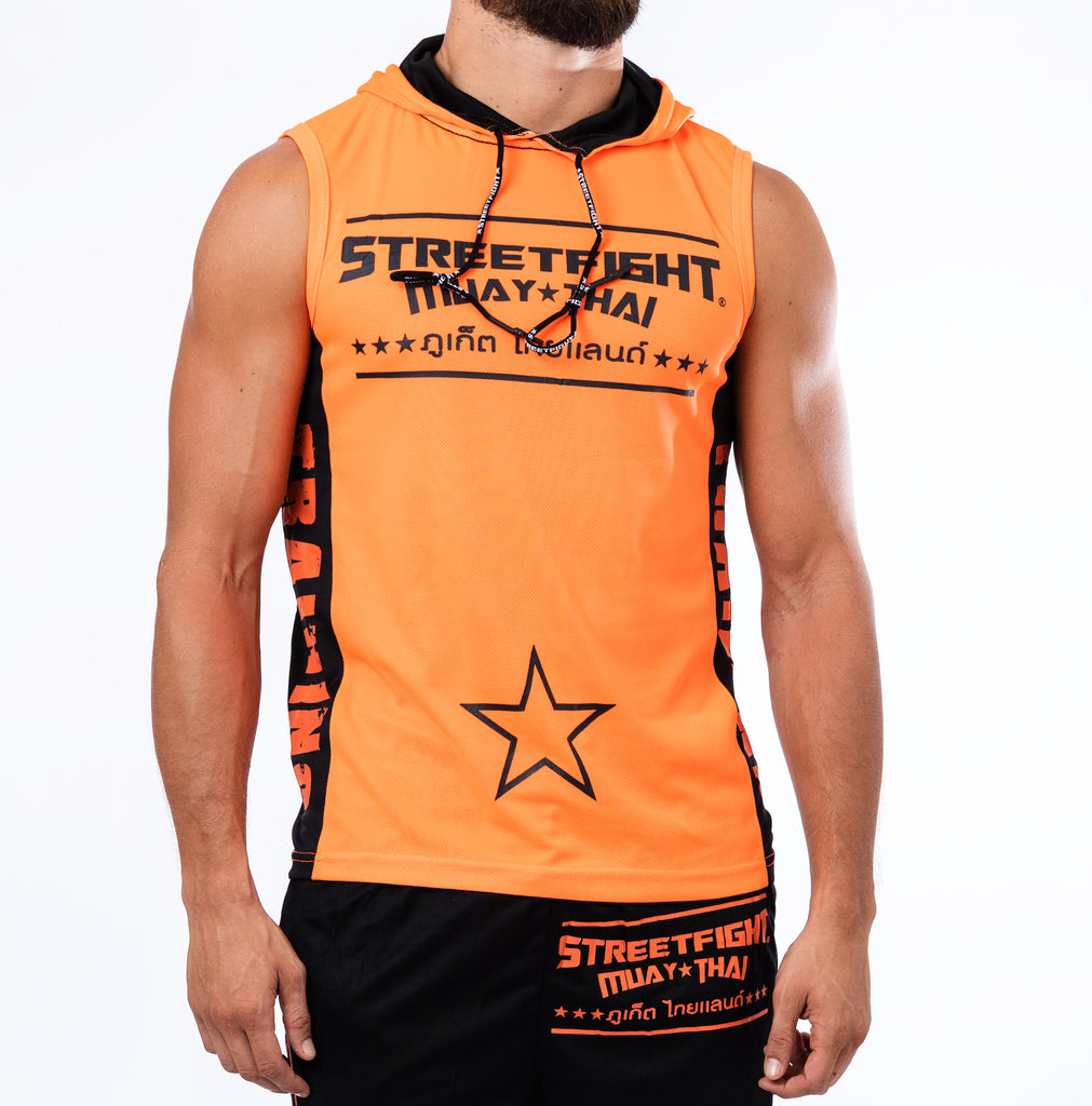StreetFight 'Origins' Orange/Black