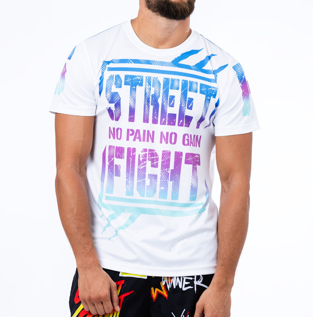 StreetFight 'Bangkok' White/Blue