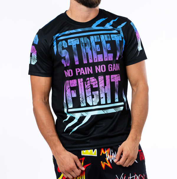 StreetFight 'Bangkok' Black/Blue