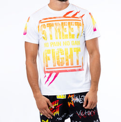 StreetFight 'Bangkok' White/Orange