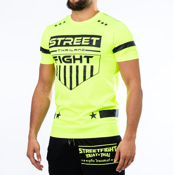 StreetFight 'Superman' Yellow