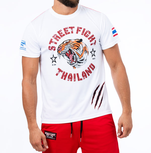 StreetFight 'Animals' White
