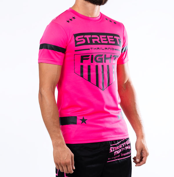 StreetFight 'Superman' Pink