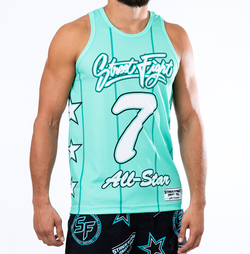 StreetFight 'All Star' Mint Green