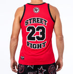 StreetFight '23 Legend' Red