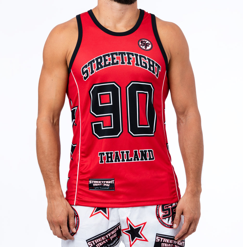 StreetFight 'Classic 90' Red