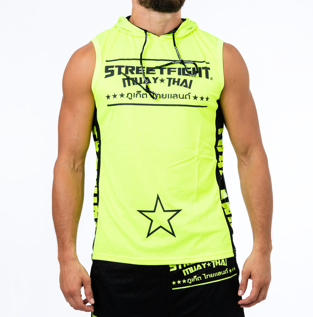 StreetFight 'Origins' Yellow/Black
