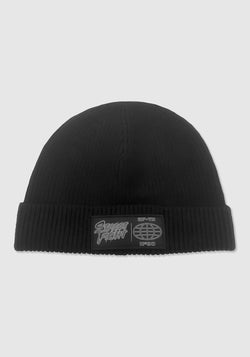Bonnet SF Patché Black