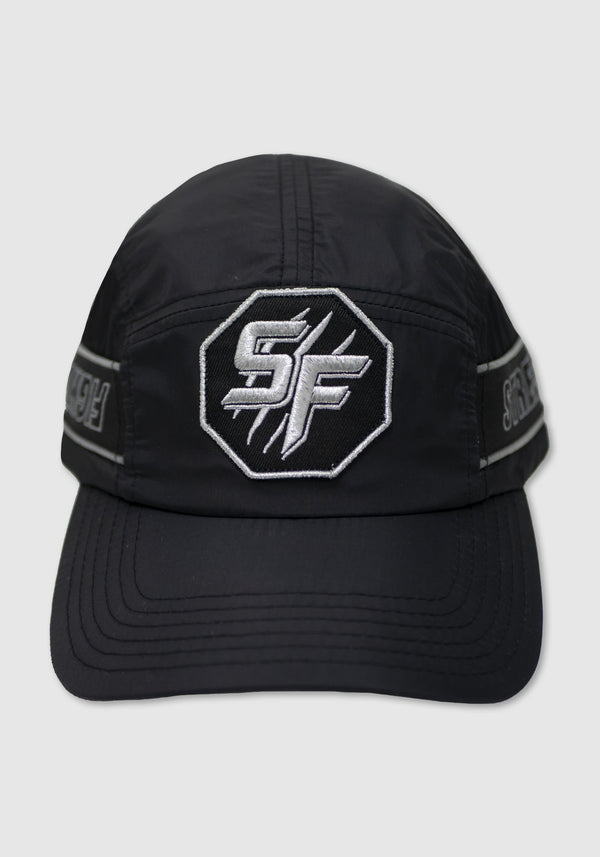 CASQUETTE STREET FIGHT 3M BLACK
