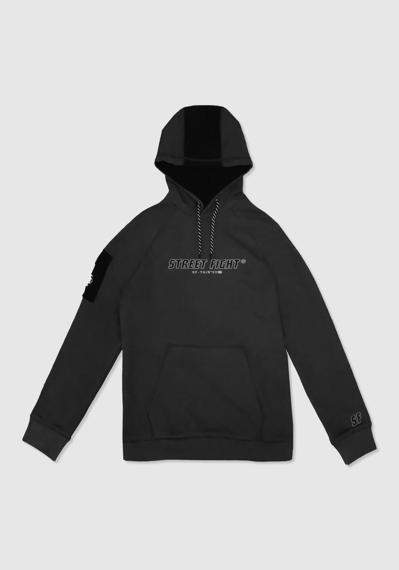 SWEAT CAPUCHE ANTIK BLACK