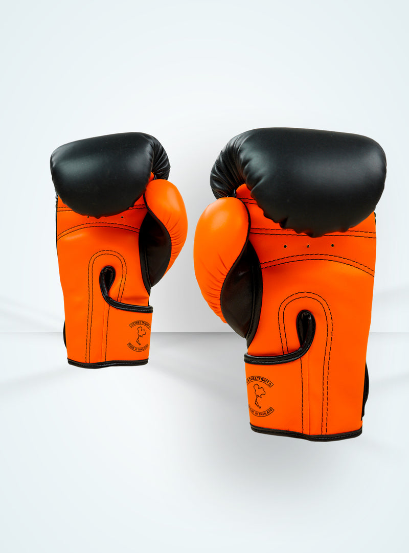 StreetFight 'Origins' Black/Orange