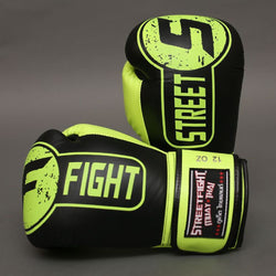 StreetFight 'Origins' Black/Yellow
