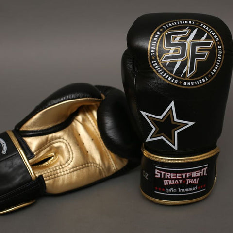 StreetFight 'Star' Black/Gold