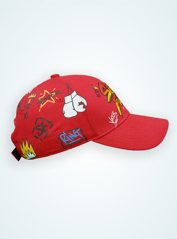 Casquette Rouge « Collection Vatos »
