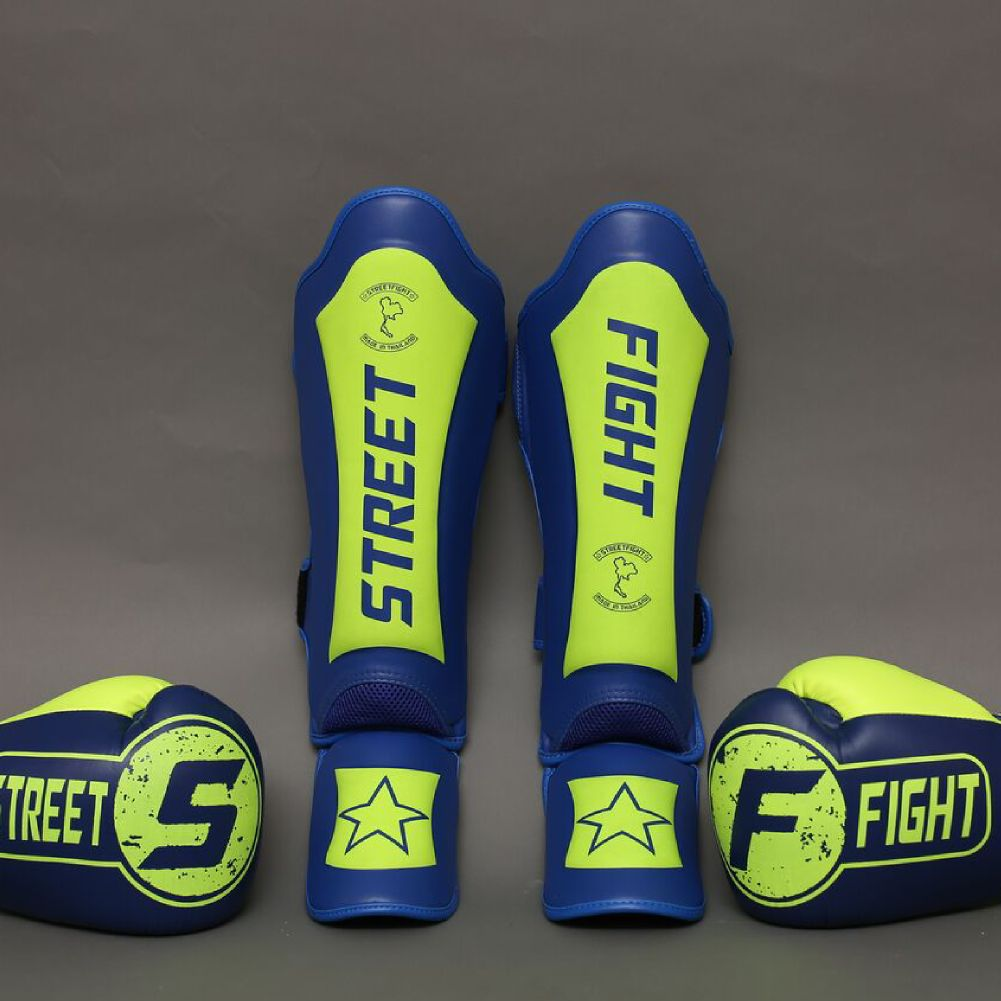 StreetFight 'Origins' Blue/Yellow