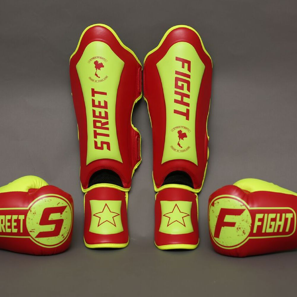 StreetFight 'Origins' Red/Yellow