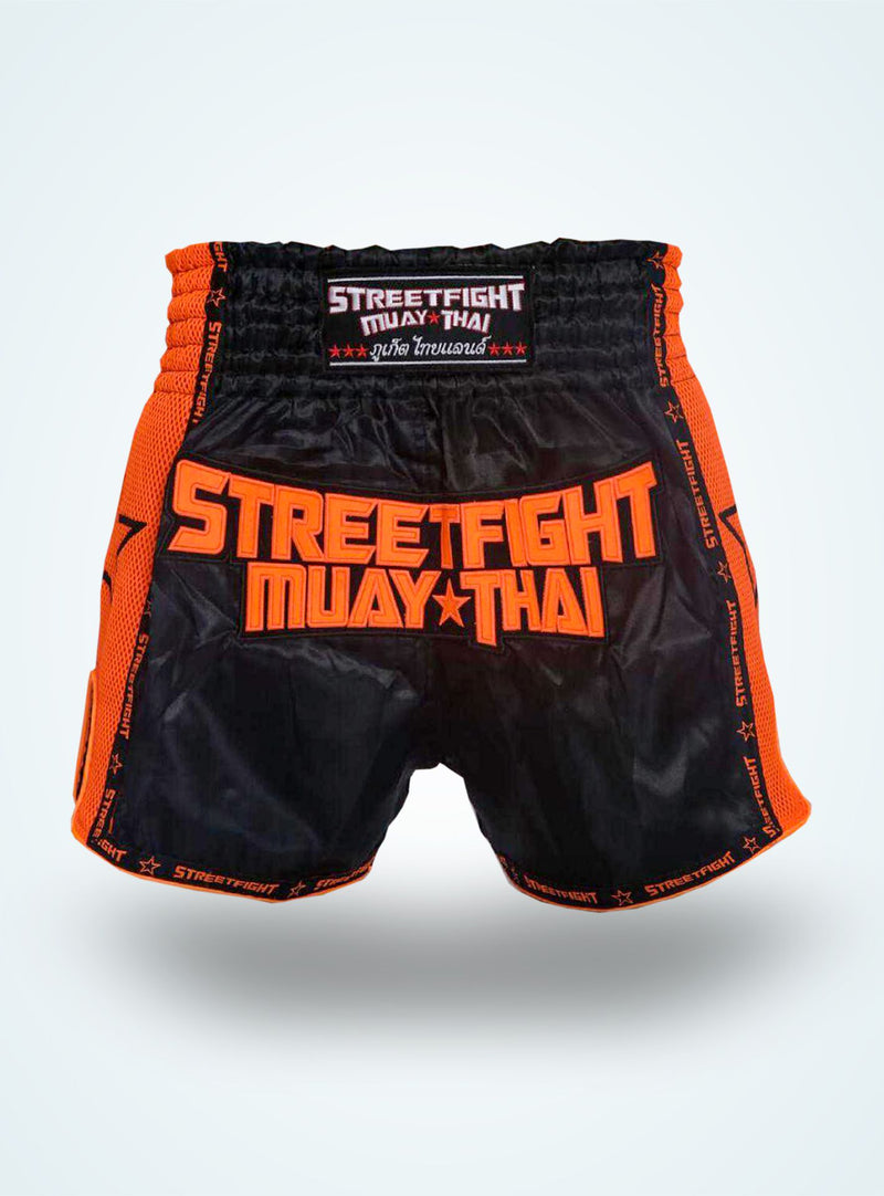 StreetFight 'Origins' Noir/Orange