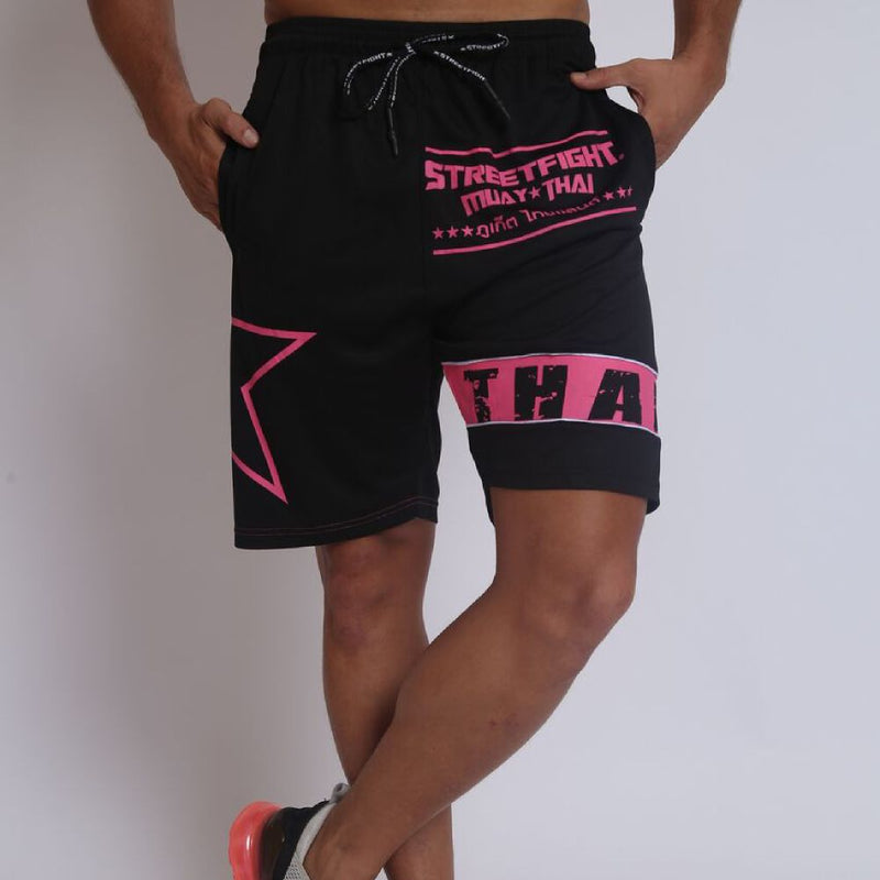 StreetFight 'Origins' Black/Pink